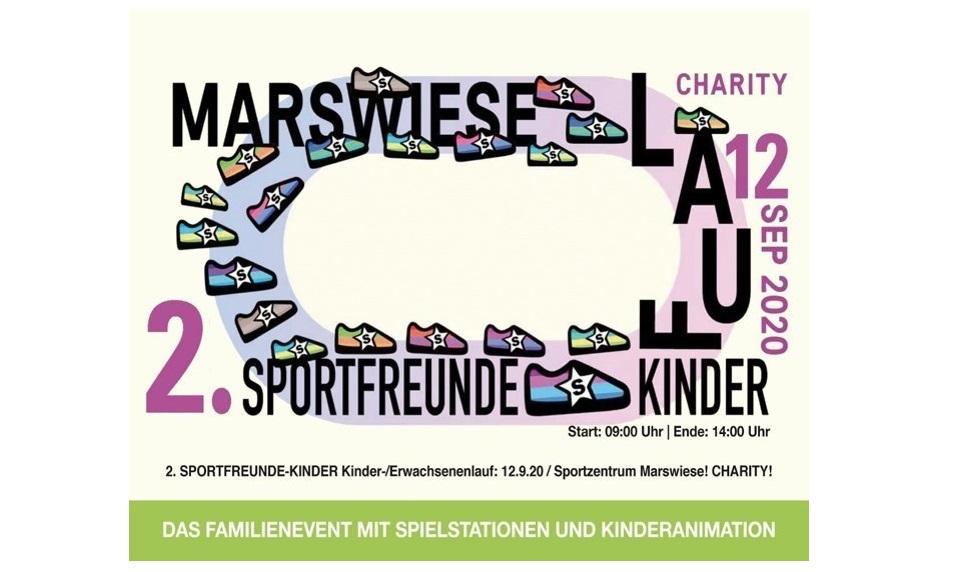 2. Sportfreunde Kinder Lauf, Event-Logo