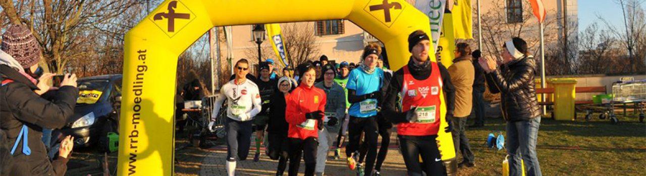 Läufer beim Start des X-Sport Power Silverlaufs