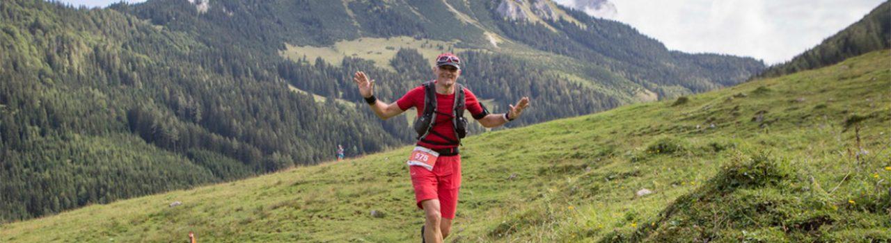 Läufer bei der Pyhrn Priel Trophy