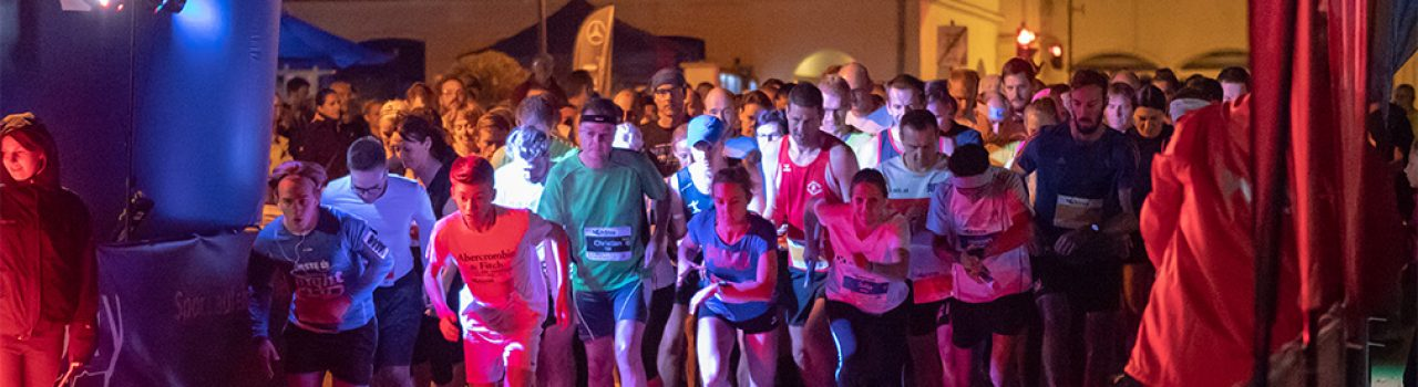 Start Nightrun Langenzersdorf