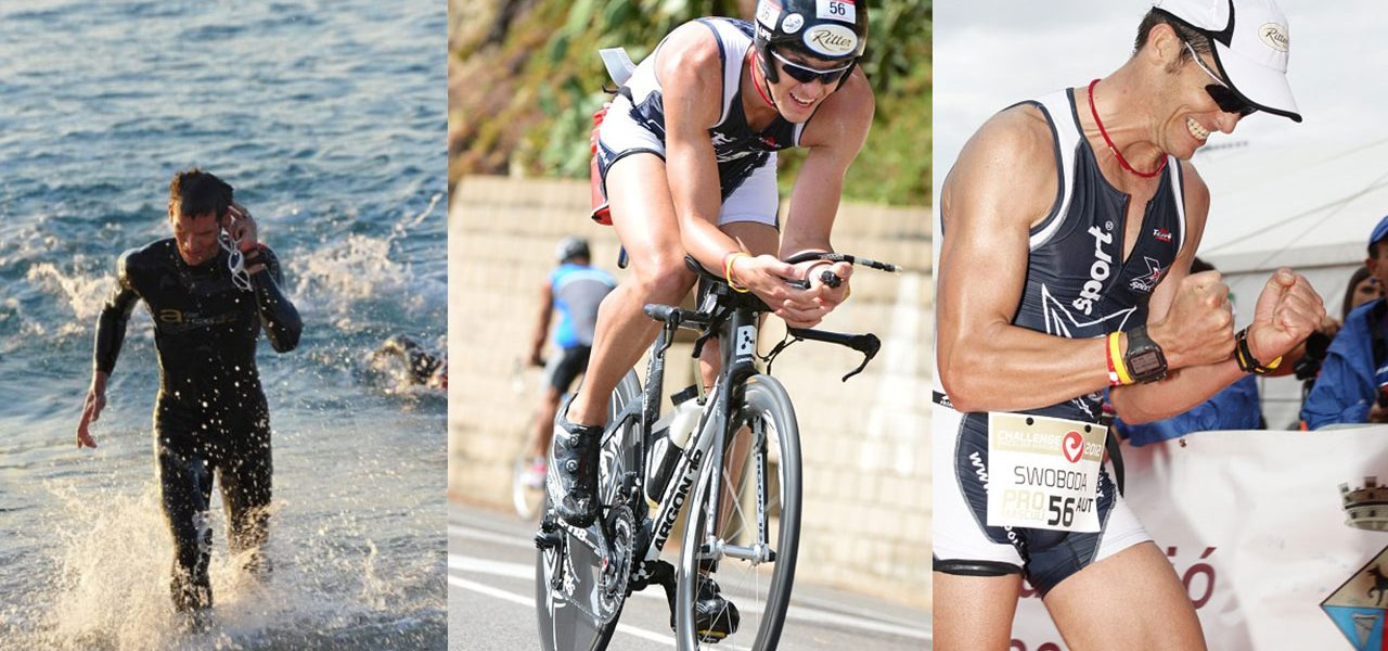 Triathlon beim Tag X - Judgement Day
